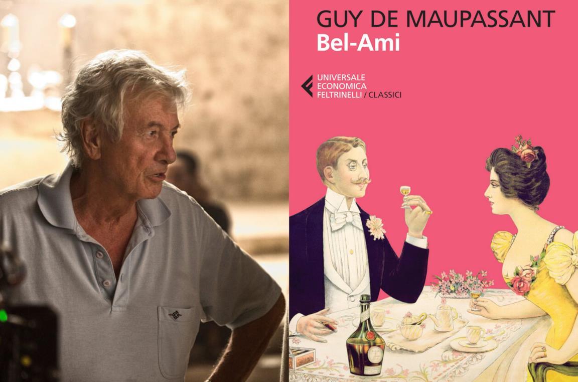 Paul Verhoeven e la copertina di Bel Ami