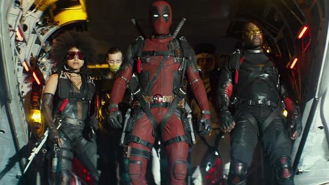 Deadpool e l'X-Force