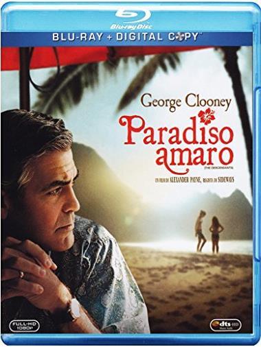 Cofanetto Blu-ray di Paradiso Amaro