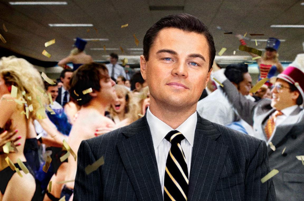 Una foto ritratto di Leonardo DiCaprio
