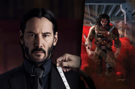 BRZRKR diventerà un cinecomic e una serie animata con Keanu Reeves