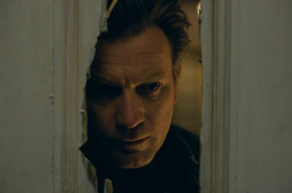 Ewan McGregor in una scena del film Doctor Sleep