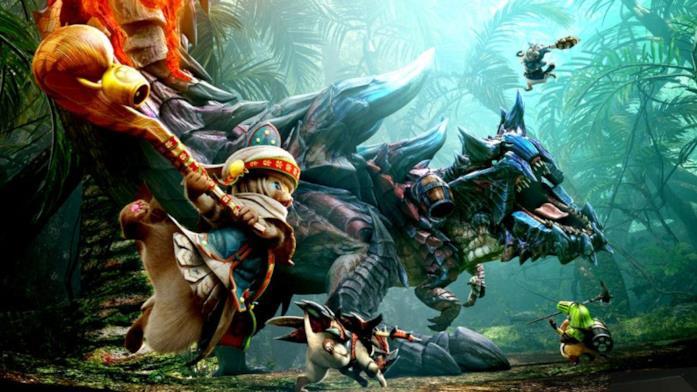 Capcom ha annunciato Monster Hunter Generations Ultimate per Nintendo Switch