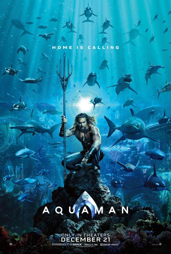 Poster di Aquaman