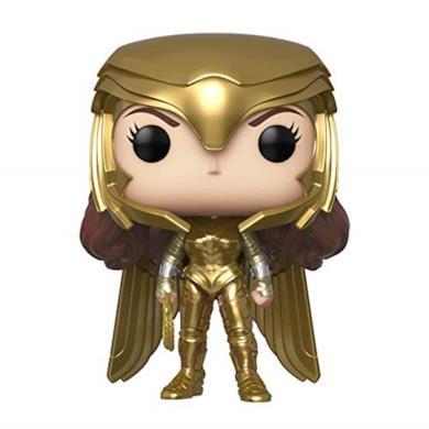 Funko Pop! - Diana Prince/Wonder Woman con la Golden Eagle Armor