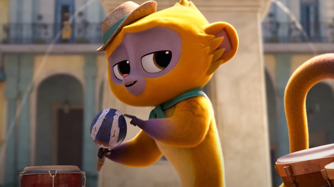 Vivo nel primo teaser del film d'animazione prossimamente su Netflix