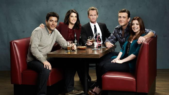 How I Met Your Mother simile a Friends