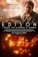 Poster Edison - L'uomo che illuminò il mondo