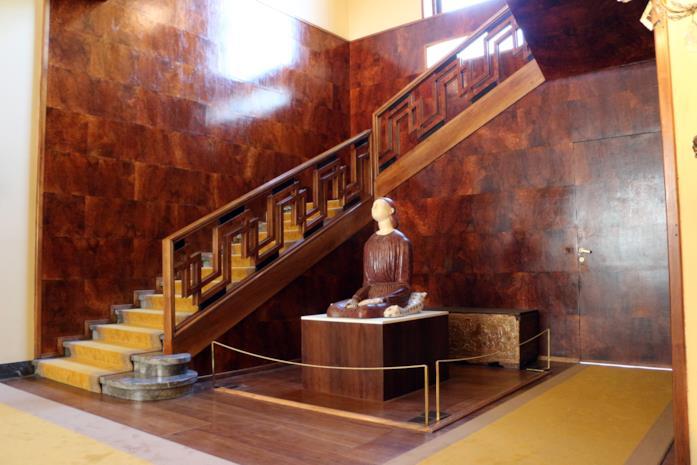 L'interno di Villa Necchi Campiglio