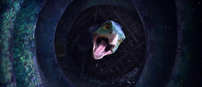 L'Occamy è un serpente alato originario dell'Estremo Oriente