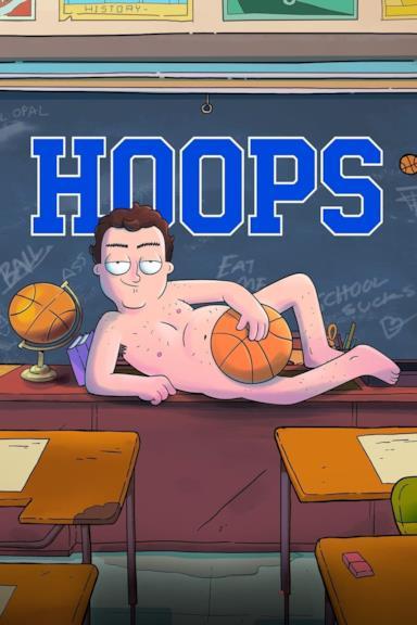 Poster Hoops