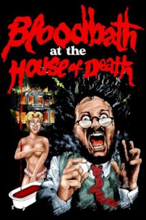 Poster Bloodbath at the House of Death