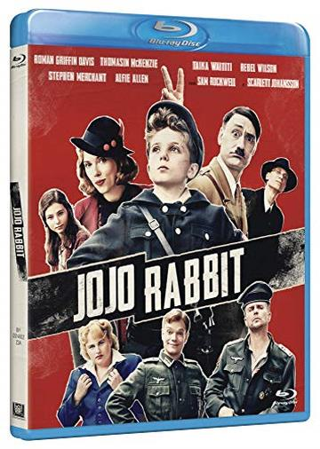 Il cofanetto Blu-Ray di Jojo Rabbit