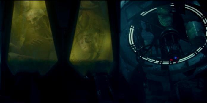 Le varie copie di Snoke su Exegol