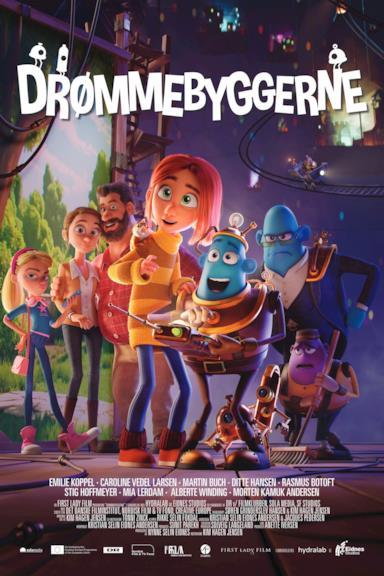 Poster Dreambuilders