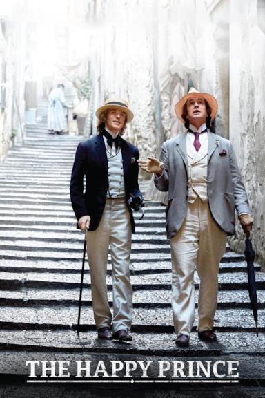 Poster The Happy Prince - L'ultimo ritratto di Oscar Wilde