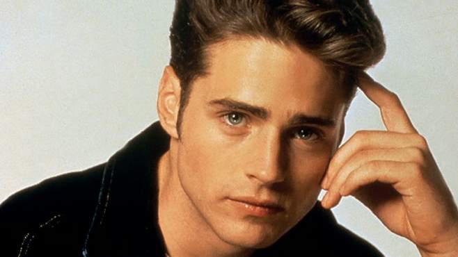 Jason Priestley, interprete di Brandon Walsh in Beverly Hills 90210
