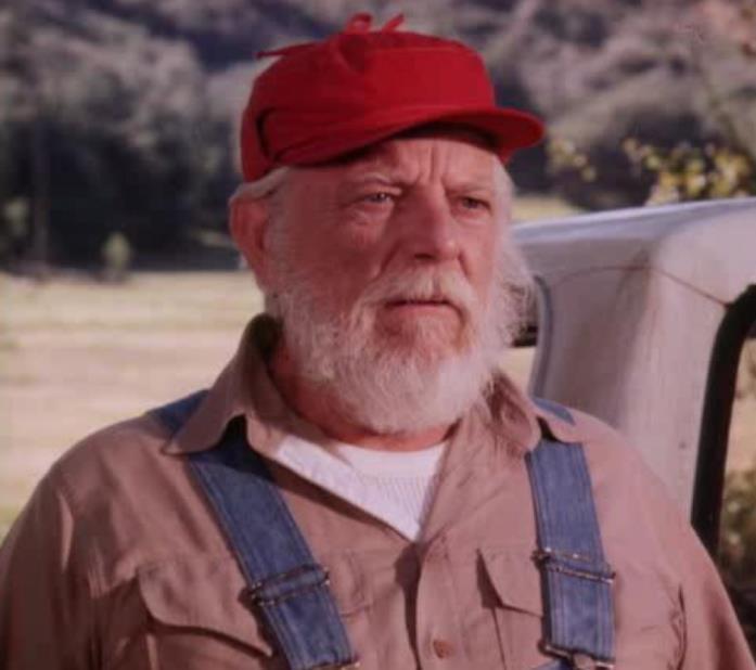 Zio Jesse, uno dei personaggi di Hazzard
