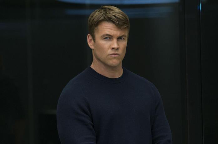 Luke Hemsworth in Westworld