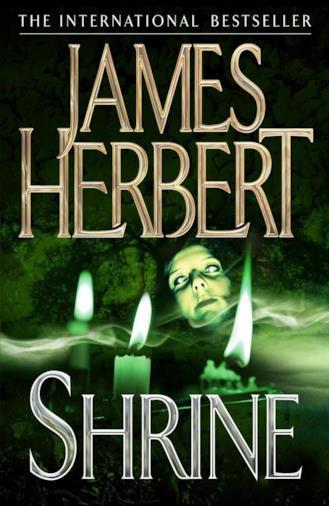 L'edizione inglese del romanzo horror di James Herbert