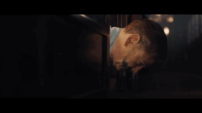 Poirot in una scena di Assassinio sull'Orient Express