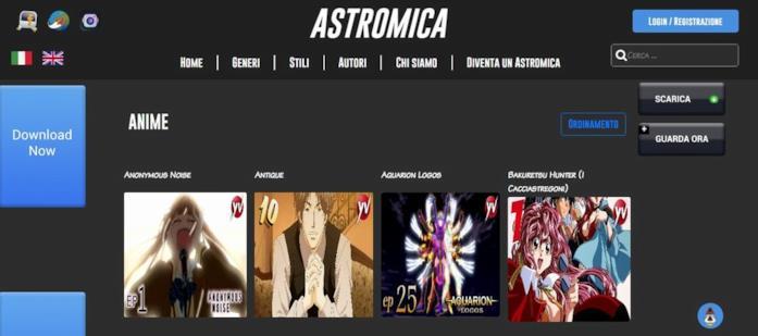 Yamato Astromica anime