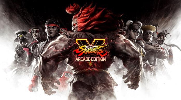 La Arcade Edition è l'ultima incarnazione di Street Fighter V
