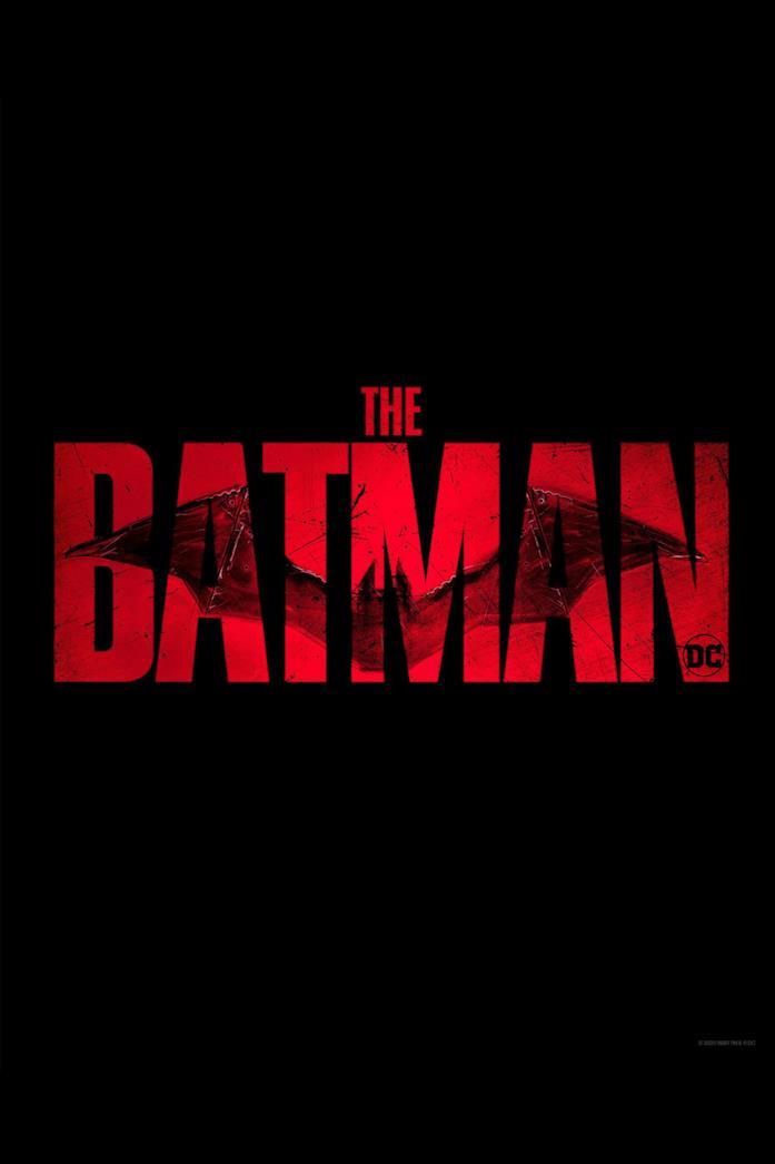 La locandina di The Batman