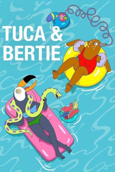 Poster Tuca & Bertie