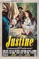Poster Justine ovvero le disavventure della virtù