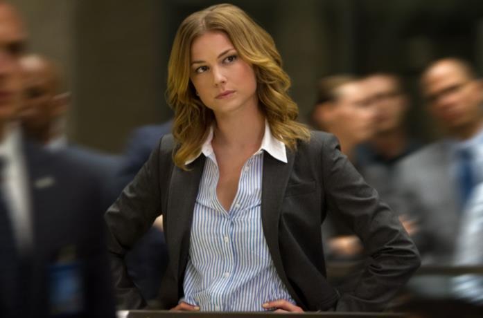 Emily VanCamp interpreta Sharon Carter