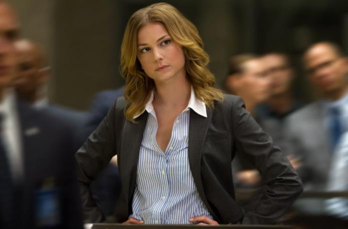 Sharon Carter in Captain America: The Winter Soldier