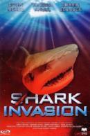 Poster Shark invasion
