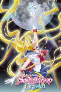 Poster Sailor Moon Crystal