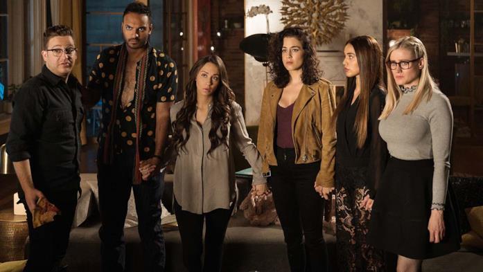 Un'immagine del cast di The Magicians