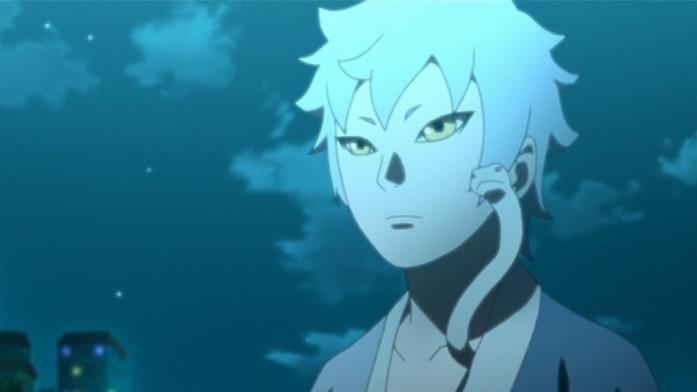 Mitsuki è nel team di Boruto