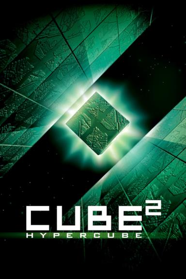 Poster Il cubo 2: Hypercube