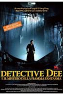 Poster Detective Dee e il mistero della fiamma fantasma