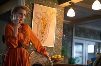 Jean in una scena della seconda stagione