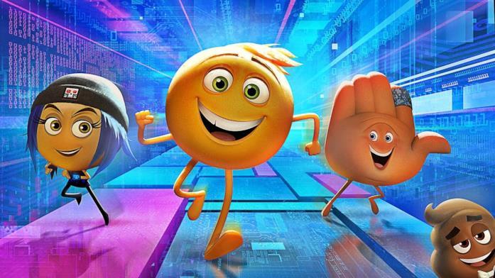 scena del film Emoji - Accendi le Emozioni