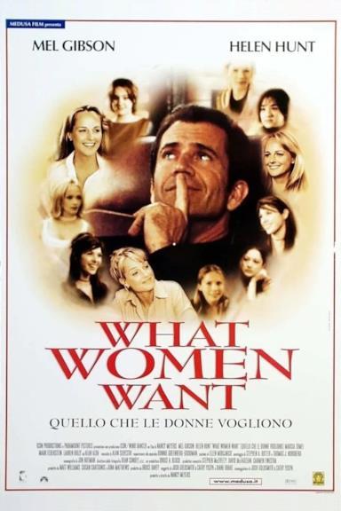 Poster What Women Want - Quello che le donne vogliono