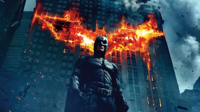 Batman, interpretato da Christian Bale