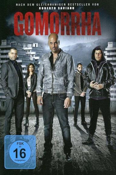 Poster Gomorra - La Serie