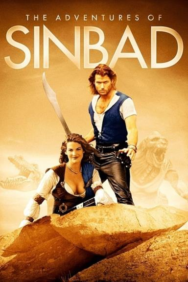 Poster The Adventures of Sinbad