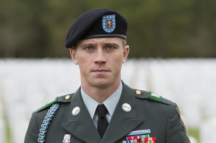 L'attore Garrett Hedlund