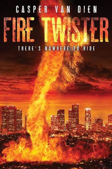 Poster Uragano di fuoco