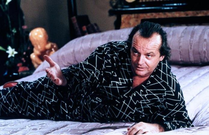 Jack Nicholson è Daryl Van Horne
