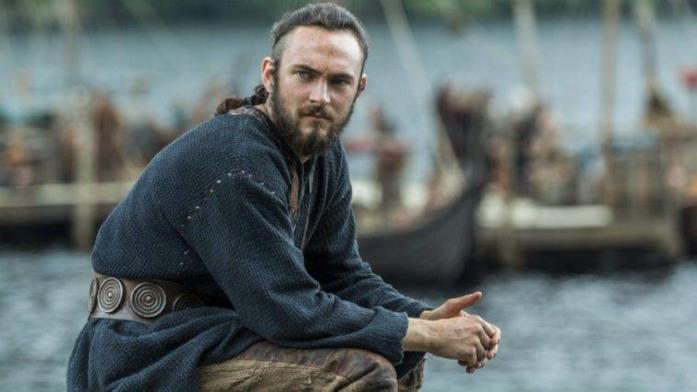 George Blagden in Vikings