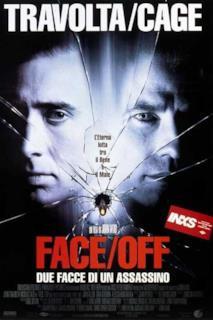 Poster Face/Off - Due facce di un assassino