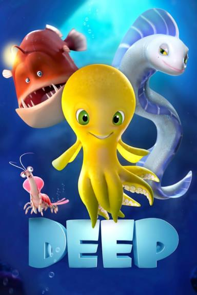 Poster Deep - Un'avventura in fondo al mare
